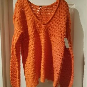 New Free People Sweater